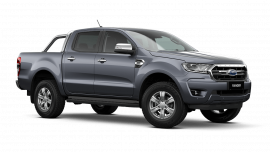 2020 MY20.25 Ford Ranger PX MkIII XLT Double Cab Utility - dual cab image 2