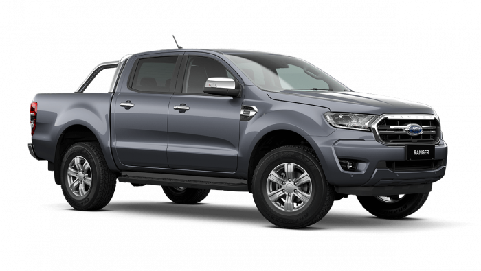 2021 Ford Ranger 4X4 PU XLT DOUBLE 3.2L T Utility Image 2
