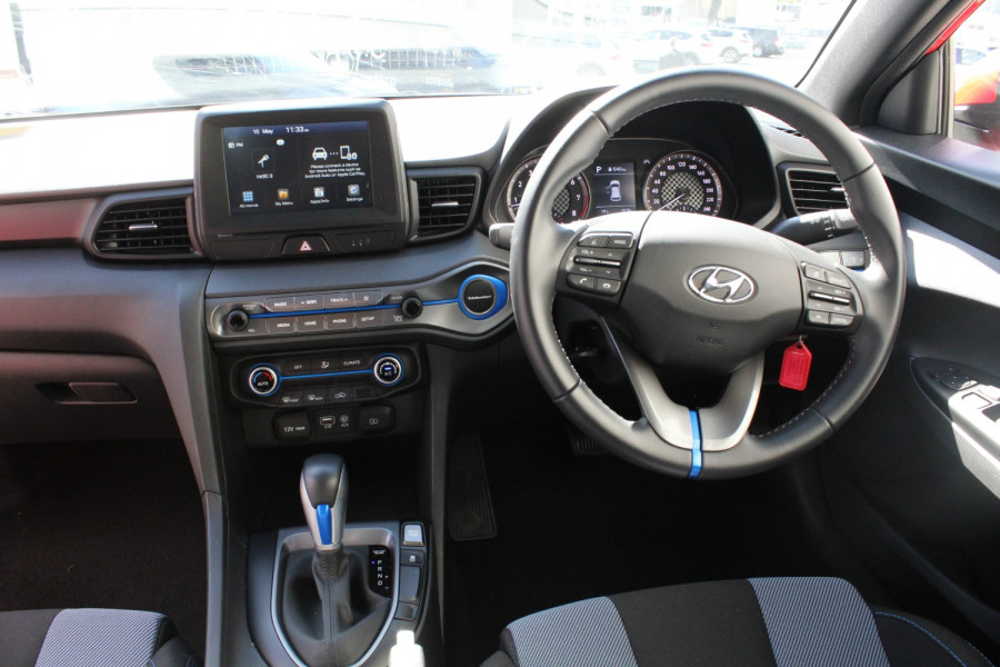 2019 MY20 Hyundai Veloster JS Veloster Coupe Image 6