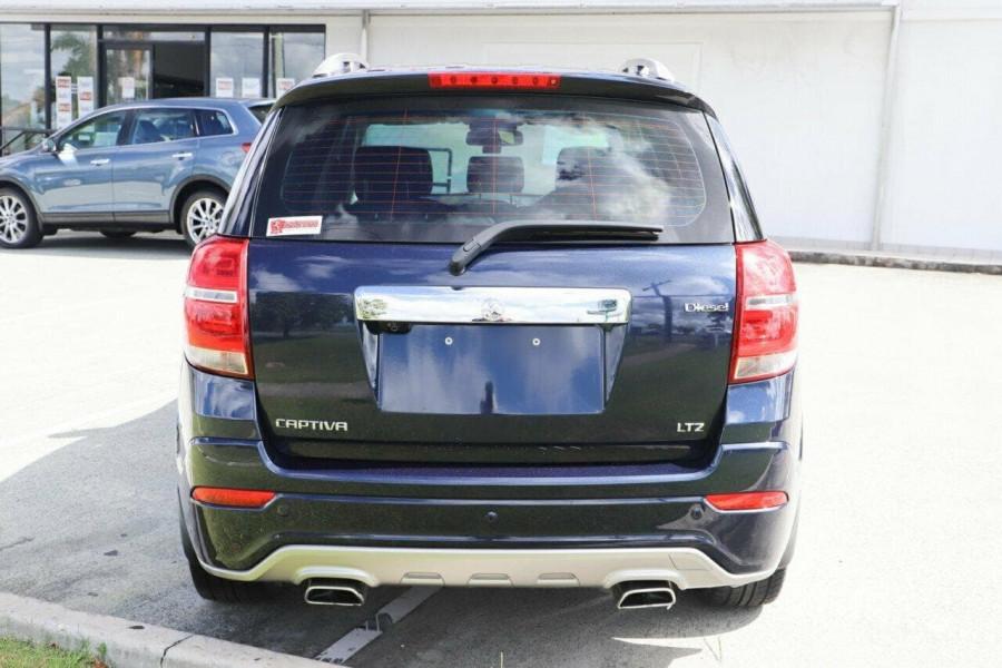 2016 Holden Captiva CG MY16 LTZ Suv Image 8