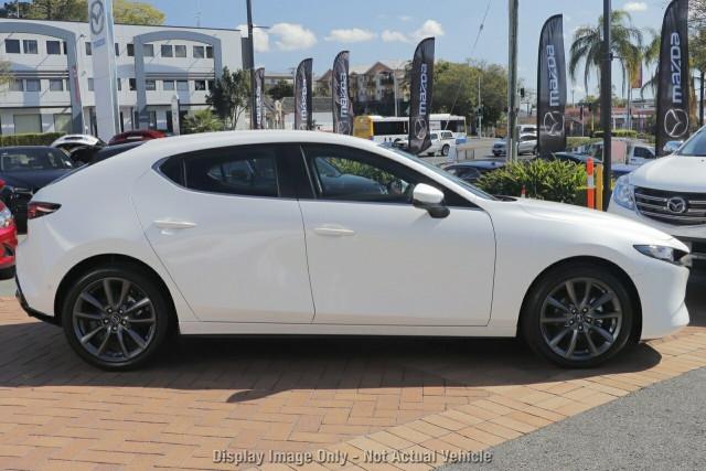2020 Mazda 3 BP G25 Evolve Hatch Hatchback Mobile Image 2