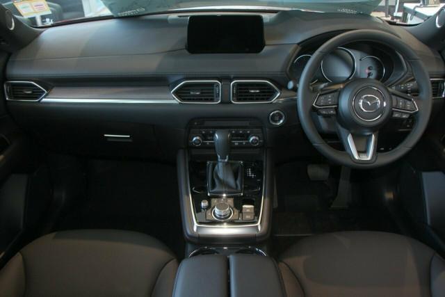 2020 Mazda CX-8 KG Asaki Suv Mobile Image 4