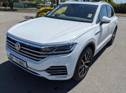 Volkswagen Touareg 190TDI - Launch Edition CR  190TDI Launch