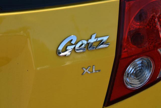 2004 Hyundai Getz TB MY04 GL Hatchback Image 5