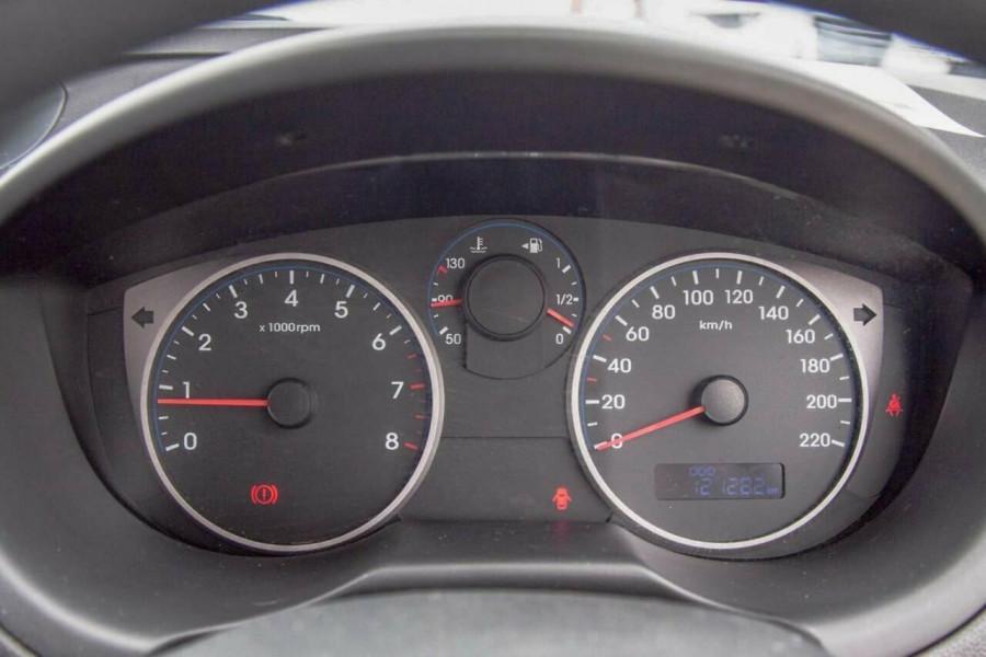 2012 MY12.5 Hyundai i20 PB MY12.5 Active Hatchback