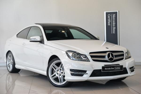 Mercedes-Benz C-class C250 Avantgarde C204