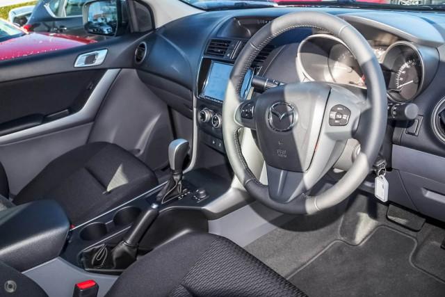 2019 Mazda BT-50 UR 4x4 3.2L Dual Cab Pickup XTR Utility Image 5