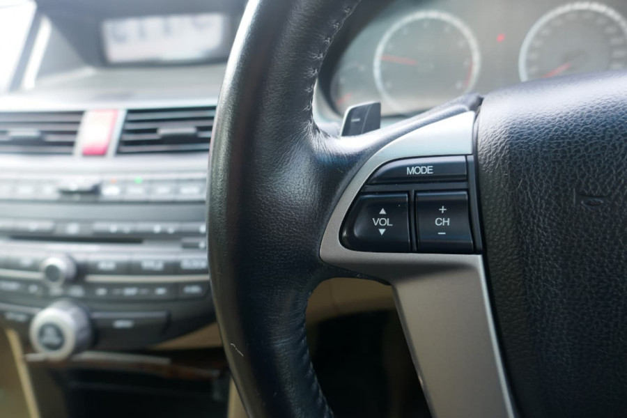 2008 Honda Accord 8t VTi-L Sedan