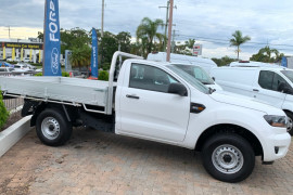 2019 Ford Ranger PX MkIII 4x4 XL Single Cab Chassis Cab chassis Image 4