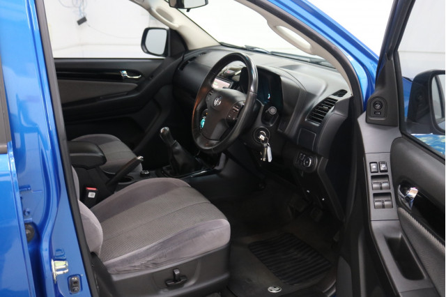 2015 Holden Colorado RG MY15 LTZ Utility Image 4