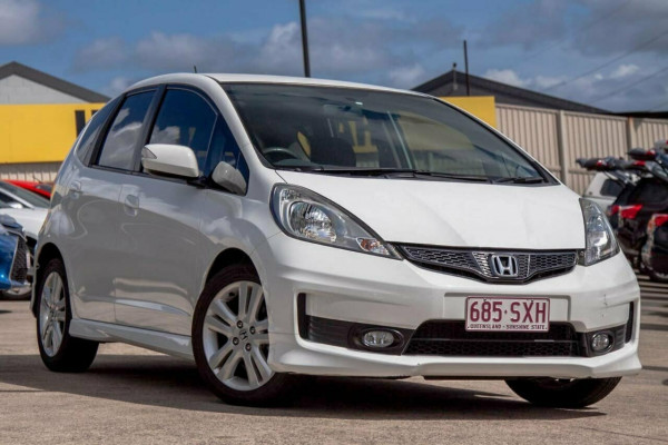 2012 Honda Jazz GE MY12 VTi-S Hatchback