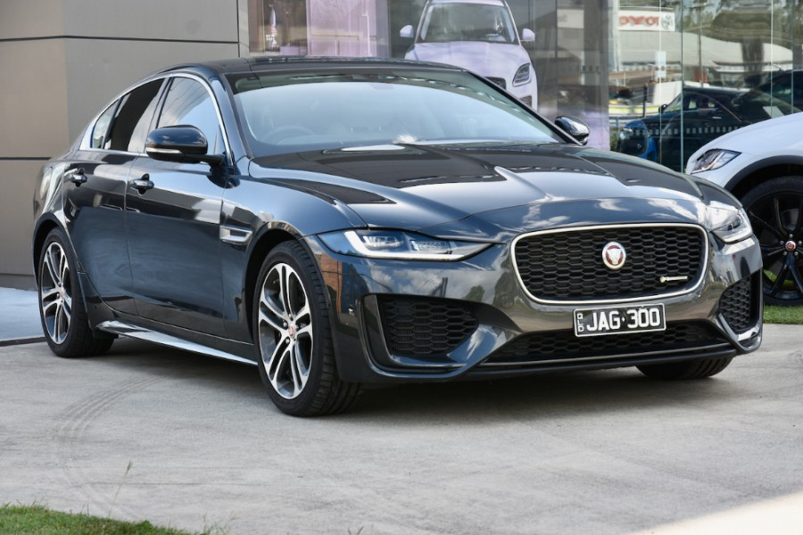 2019 MY20 Jaguar XE X760 R-Dynamic SE Sedan Image 1