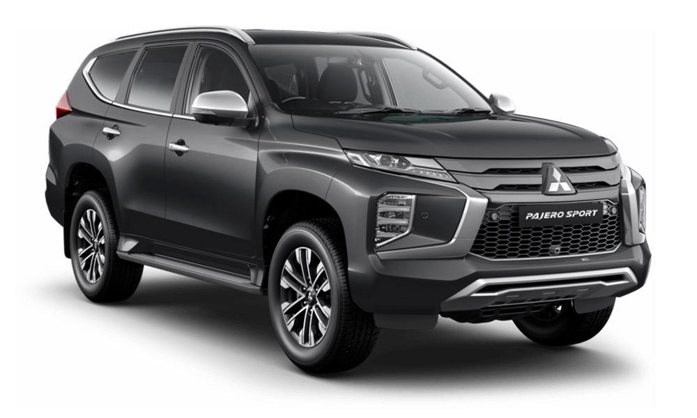 2019 MY20 Mitsubishi Pajero Sport QE Exceed Suv