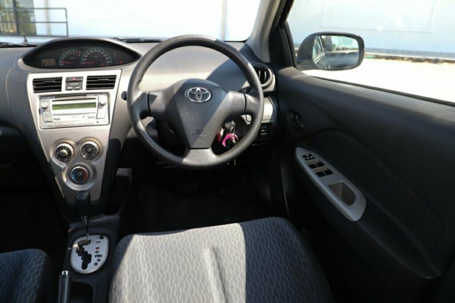 2008 Toyota Yaris NCP93R YRX Sedan