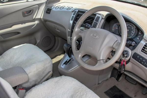 2004 Hyundai Tucson Elite Suv