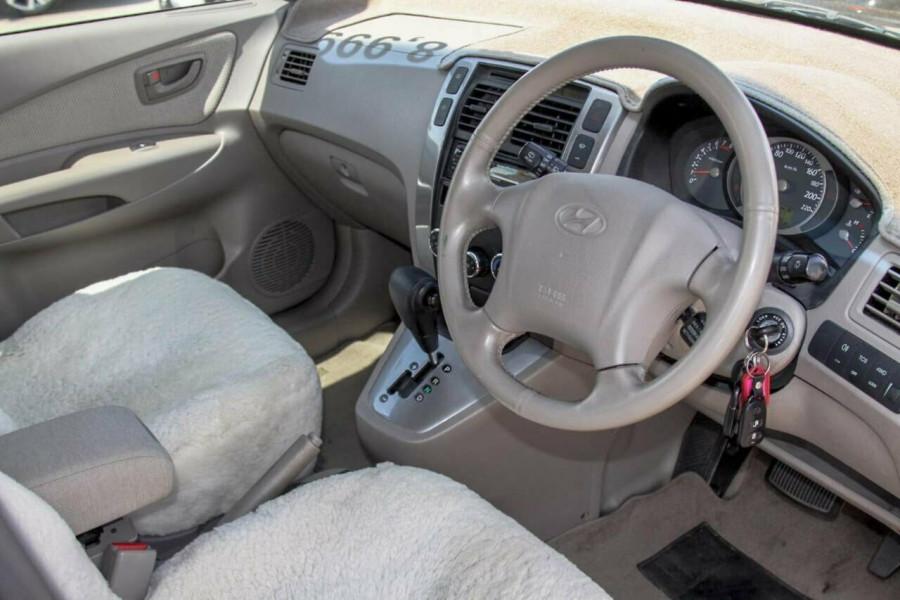 2004 Hyundai Tucson Elite Suv Image 6