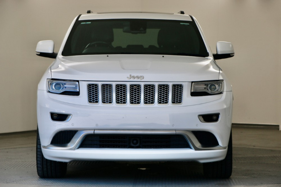 2015 Jeep Grand Cherokee WK Summit Suv