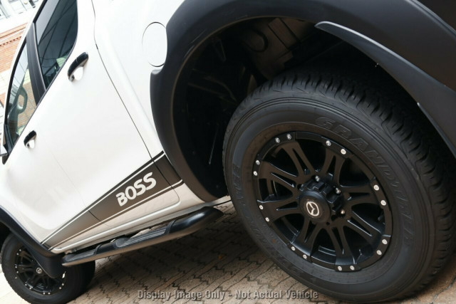 2020 Mazda BT-50 UR0YG1 Boss Utility Image 4