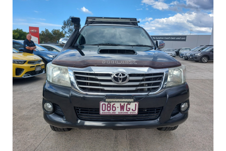 2012 Toyota HiLux KUN26R  SR Utility