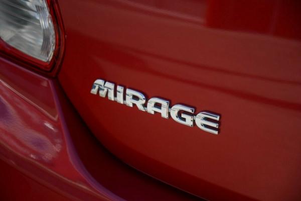 2014 Mitsubishi Mirage LA ES Hatchback Image 5