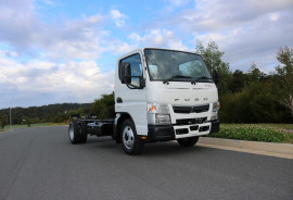 2021 Fuso Canter Super Low 515 Cab chassis