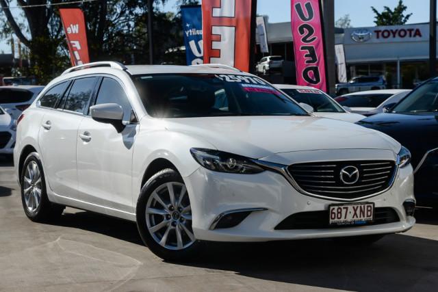 2017 Mazda 6 GL1031 Touring Wagon