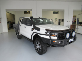 2016 Ford Ranger PX MKII XL Ute