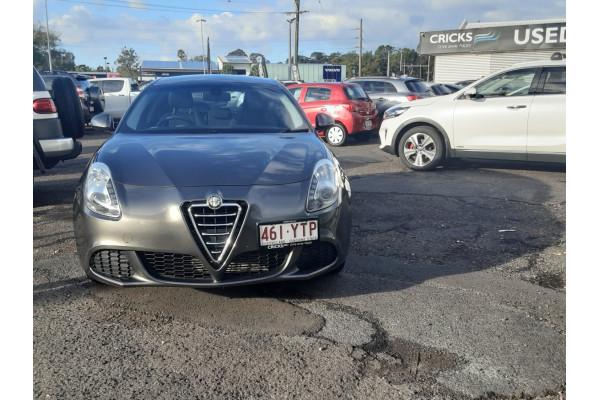 2013 Alfa Romeo Giulietta Series 0  Progressi Hatchback Image 3
