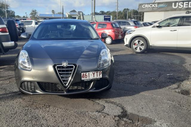 2013 Alfa Romeo Giulietta Progressi