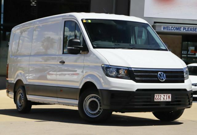 2019 Volkswagen Crafter SY1 MY19 35 MWB FWD TDI410 Van