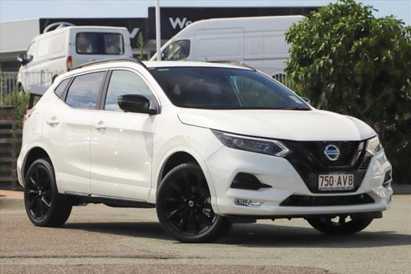 2020 MY0  Nissan QASHQAI J11 Series 3 Midnight Edition Suv
