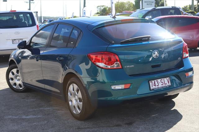 2012 Holden Cruze JH Series II MY13 CD Hatchback Image 3