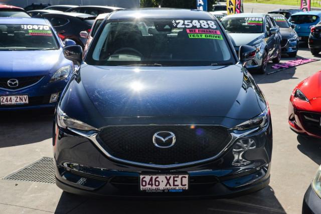 2017 Mazda CX-5 KF2W7A Maxx Sport Suv Image 3