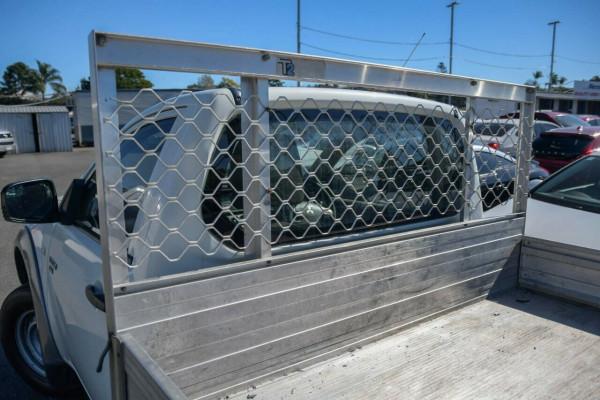 2012 Mitsubishi Triton MN MY12 GLX Cab chassis Image 4