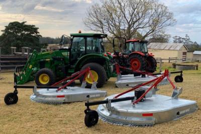 New FieldQuip Bush Hog 20 Series Slashers