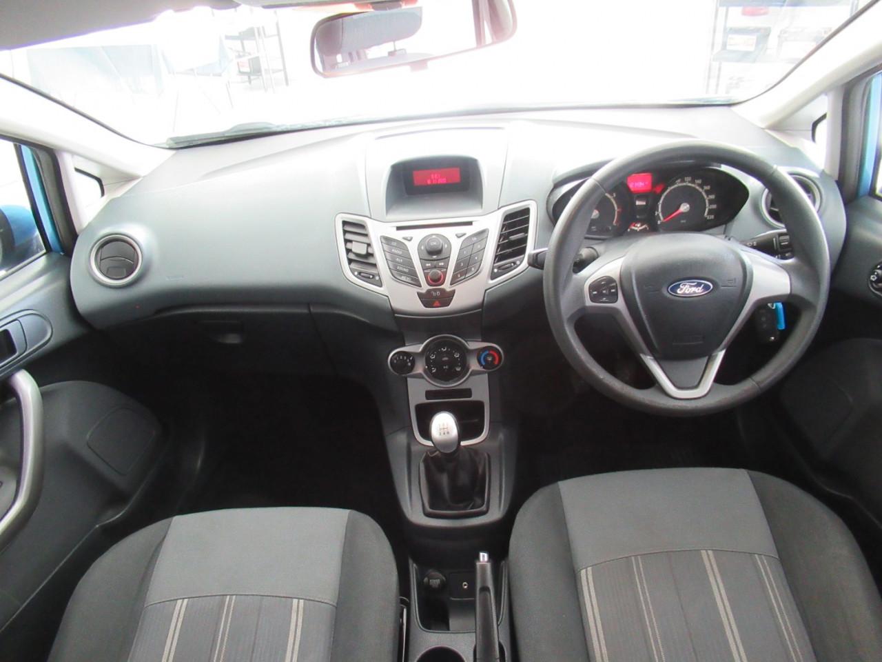2009 Ford Fiesta WS CL Hatchback Image 19