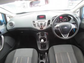 2009 Ford Fiesta WS CL Hatchback