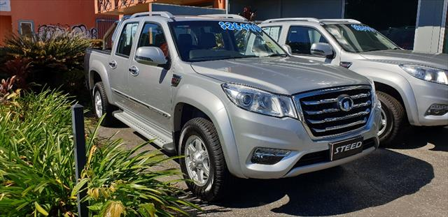 2019 MY18 Great Wall Steed NBP  LUX Utility - dual cab