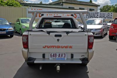 2009 Proton Jumbuck (No Series) GLi Utility