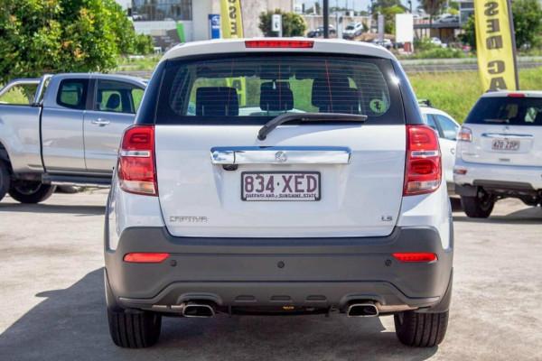 2016 MY17 Holden Captiva CG MY17 5 LS (FWD) Suv