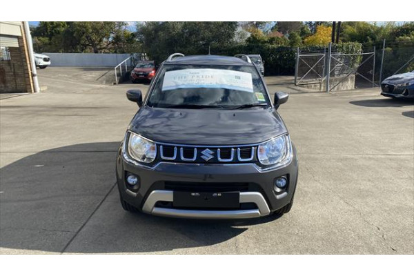 2021 Suzuki Ignis MF Series II GL Suv Image 2