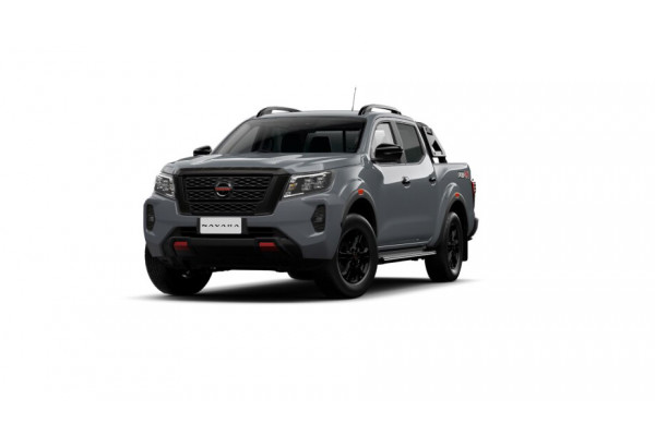2021 Nissan Navara D23 PRO-4X Utility Image 2