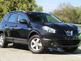 Nissan Dualis +2 Hatch X-tronic 2WD ST J107 Series 3 MY12