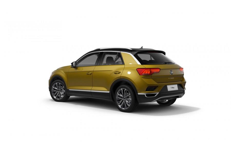 2021 Volkswagen T-Roc A1 110TSI Style Wagon