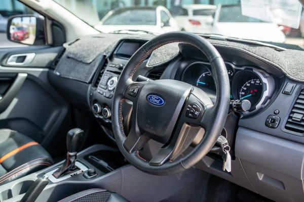 2014 Ford Ranger PX Wildtrak Dual cab