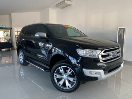 2016 Ford Everest UA Titanium Suv