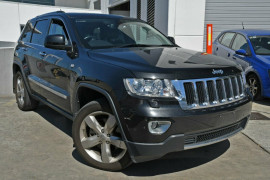 Jeep Grand Cherokee Limited WK MY2012