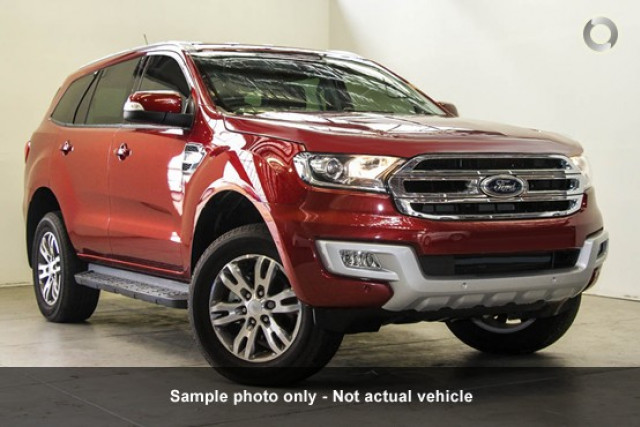2016 MY15 Ford Everest UA Trend Suv