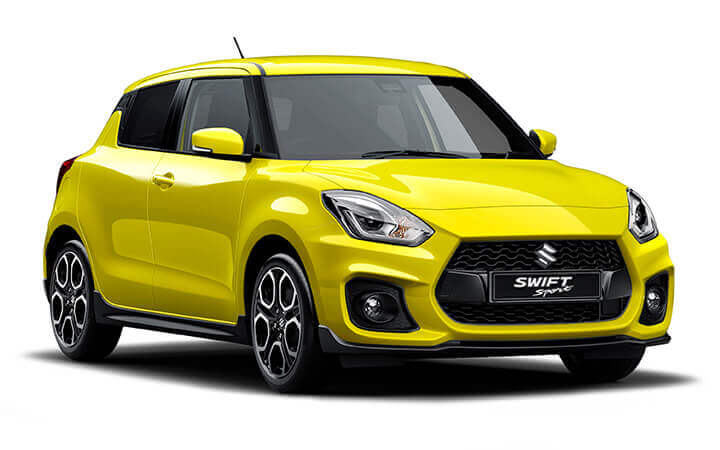 2020 Suzuki Swift AZ Sport Hatch