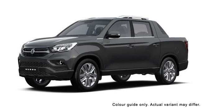 2020 MY18 SsangYong Musso Q200 ELX Utility